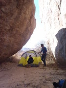 Rock Climbing Photo: Piedra Partida