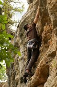 Climbing at Reimer's
