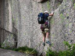 Rock Climbing Photo: The Au Chaval
