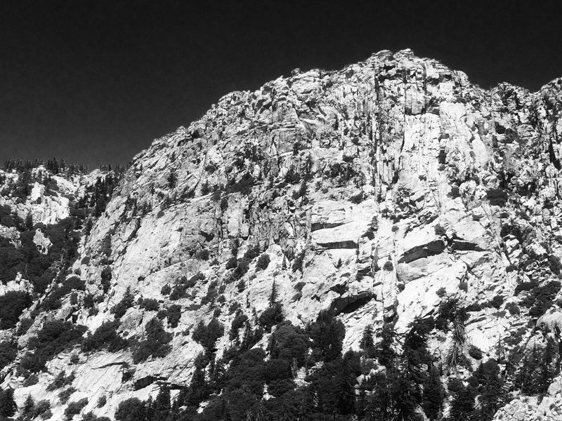 Rock Climbing Photo: The Devils Staircase!!!