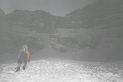 Rock Climbing Photo: Alpine Start to our 12 hr. day on Day 3 of the exp...