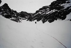 Rock Climbing Photo: Pitch 4 (Symo. Climb)