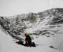 Rock Climbing Photo: Below the Cliffs