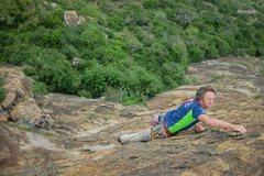 Rock Climbing Photo: Seventh Wave