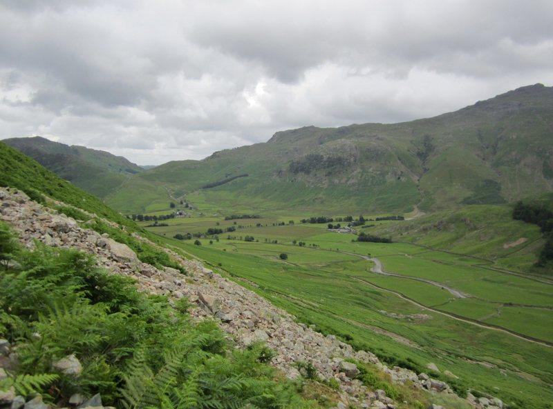 Langdales Green Valley