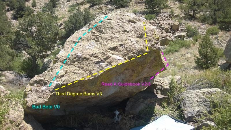 Aloe Vera Boulder.