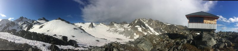 Rock Climbing Photo: Snowbird