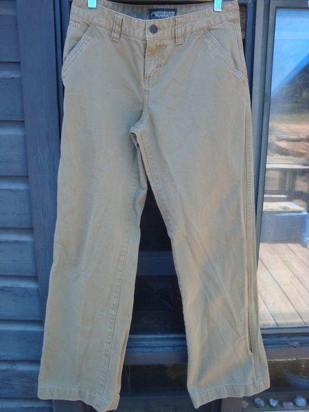 Rock Climbing Photo: Teton Twill Pants Size 2.