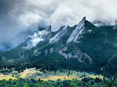 Rock Climbing Photo: Carmichael Landscape Photography
