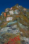 Rock Climbing Photo: Quincy Quarry