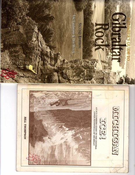 Gibralter/ Landmann-Hynek &#39;93<br> Michigan Ice/ Thompson-et.al &#39;98