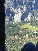 Rock Climbing Photo: Midway up the Narrows. A view too unique and beaut...