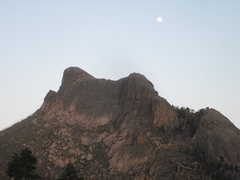 Rock Climbing Photo: South Platte rock has this vibe/feel to it, like i...
