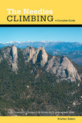 Rock Climbing Photo: The cover shows one of many great aerial photo&#39...