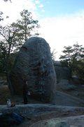 Rock Climbing Photo: groom creek