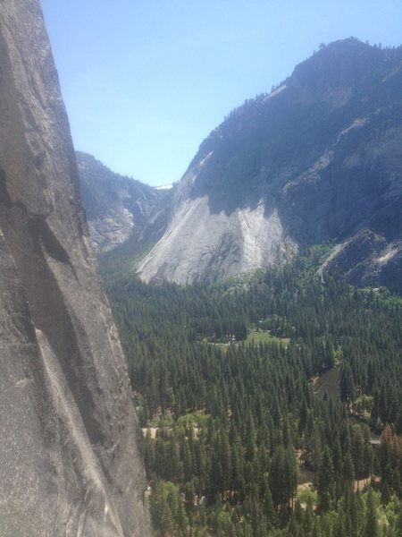 Rock Climbing Photo: yosemite