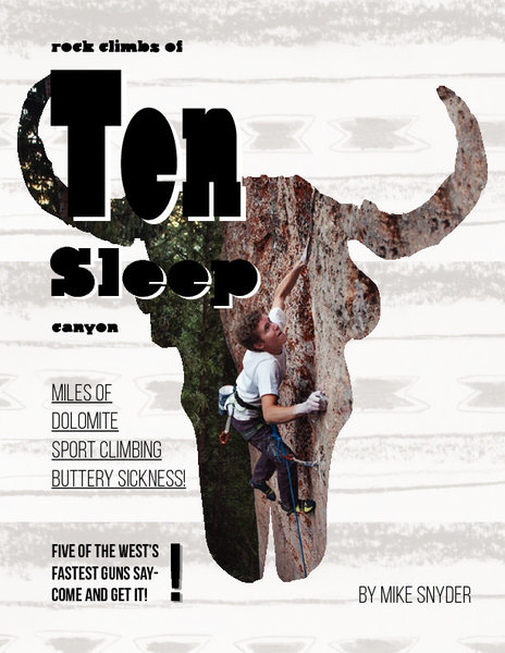 Ten Sleep Rock Climbing Guide - Rakkup