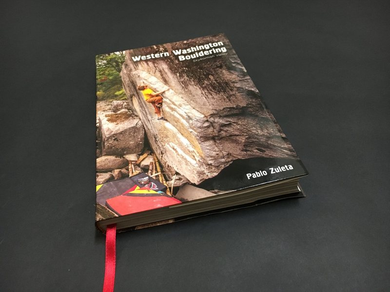 Rock Climbing Photo: Guidebook to the Skykomish Valley, which includes ...