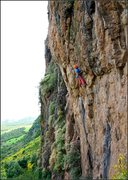 Rock Climbing Photo: You'll find the hardest sport climbs in Ethiop...