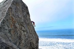 "Rock Climbing Photo: Great perspective of ""The Egg"" as Danil ..."