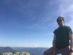 Rock Climbing Photo: Mt si haystack
