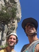 Rock Climbing Photo: Legends from The Eye!!!