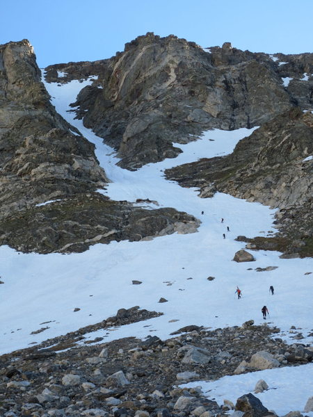 Rock Climbing Photo: Leia finish was possible 06/18/2016.