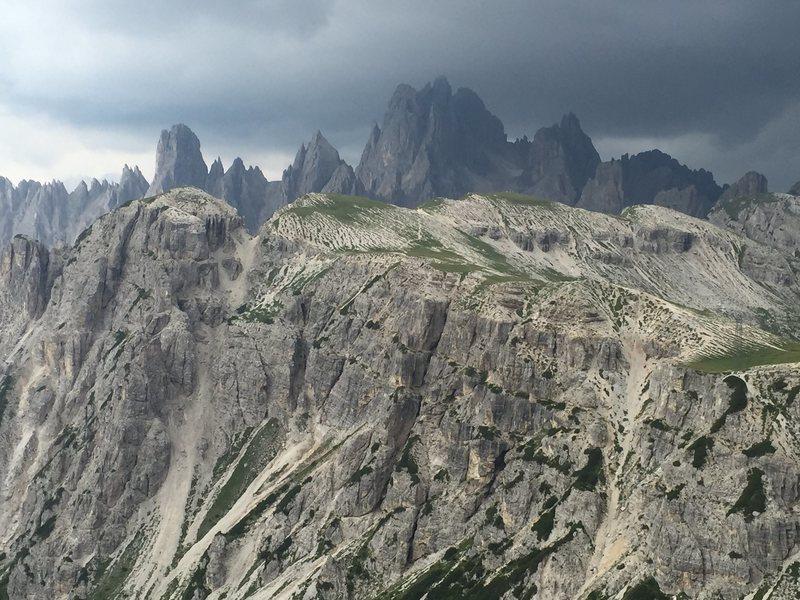 Dolomite storm