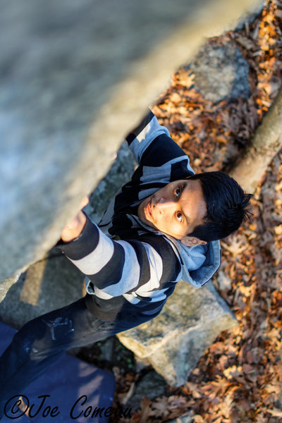 Rock Climbing Photo: Anthony Aguayza on FMJ