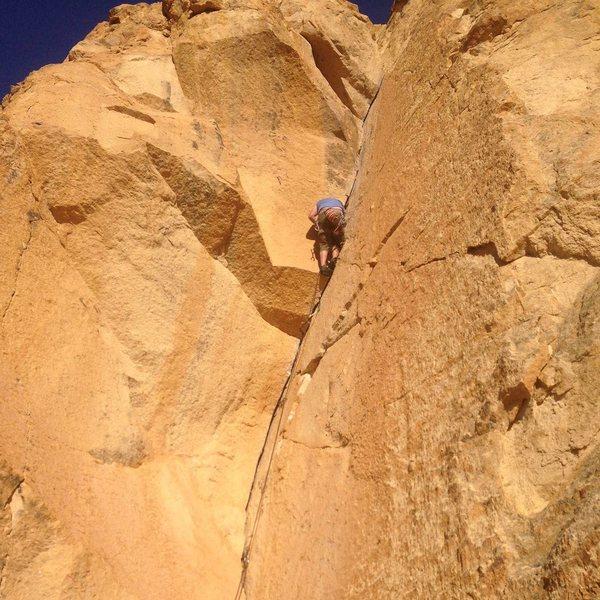 Rock Climbing Photo: Delirium Tremons