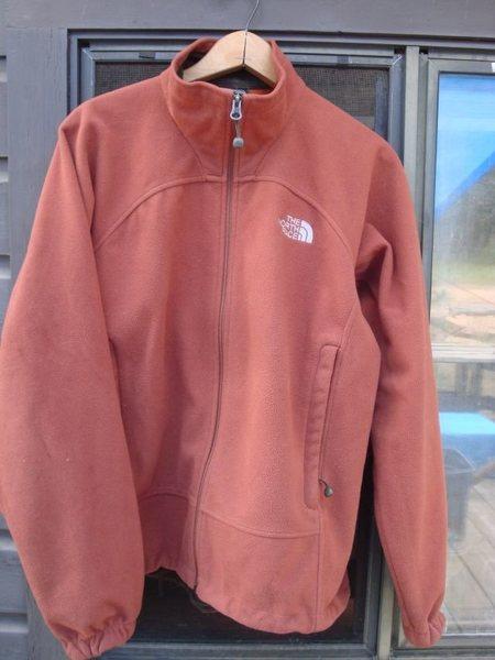 TNF jacket in medium.