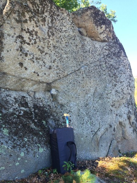 Juicy Dimple Boulder