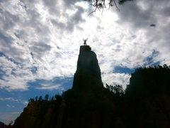 Rock Climbing Photo: cumbre