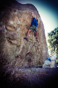 Rock Climbing Photo: Hoof n' Mouth @ Stoney Point Park.