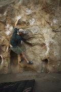 Rock Climbing Photo: Slime @ Stoney Point Park. Super fun.