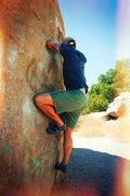 Rock Climbing Photo: Three Pigs @ Stoney Point Park. Classic!!
