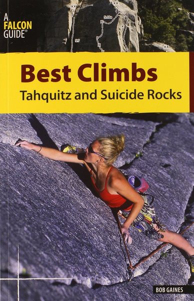 Rock Climbing Photo: guidebook