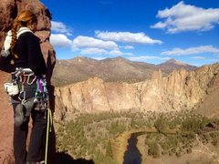 Rock Climbing Photo: Smith Rock Oregon