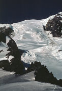 Rock Climbing Photo: The Tahoma Glacier route
