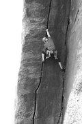 Rock Climbing Photo: Atomic Indian 5.11