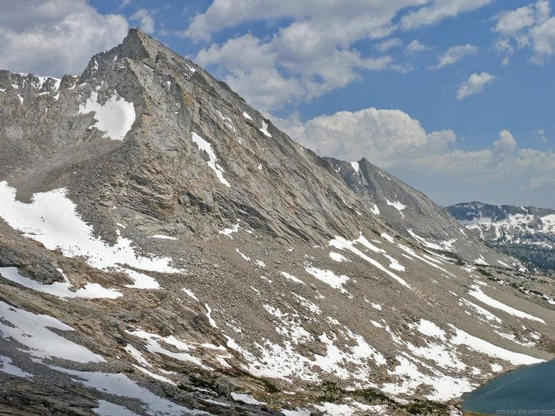 Rock Climbing Photo: Mt Conness 07/02/16