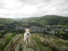 Rock Climbing Photo: Town of Ambleside , Cumbria