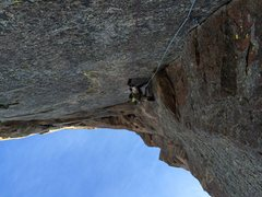 Rock Climbing Photo: Hls
