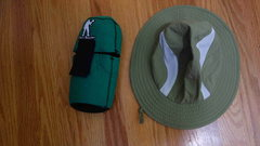 40 Below Liter Nalgene Insulator <br />Mountain Hardwear Sun Hat