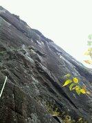 Rock Climbing Photo: Prince, King Wall, ADK.