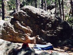 Rock Climbing Photo: Boulder 2