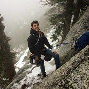 Rock Climbing Photo: Love the Idyllwild Alpine style