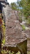 Rock Climbing Photo: Wizard
