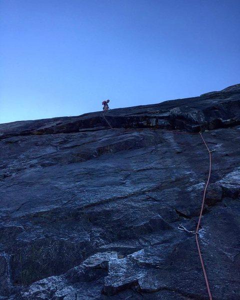 Rock Climbing Photo: Rock N Rolla