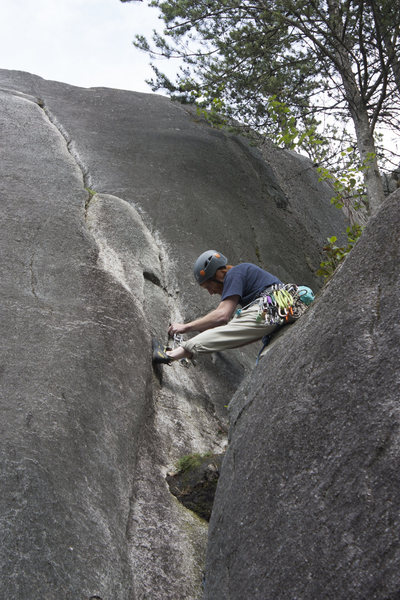 Rock Climbing Photo: Squamish